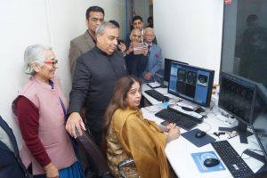 Bharat Vikas Parishad launched MRI only at Rs 1900 in 1.5 Tesla Machine