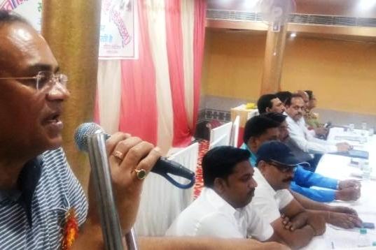 निस्वार्थ भाव से समाज सेवा करना ही सच्ची सेवा है : डॉ. अरविद गुप्ता