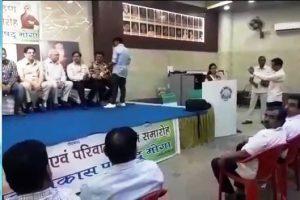 """Bharat Vikas Parishad has inspired me"" says IAS select Km Ritika Jindal"