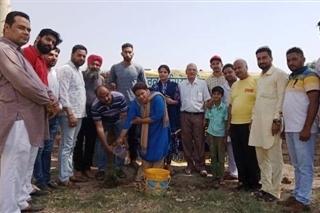 भारत विकास परिषद इलाके मे लगाएगा 500 पौधे