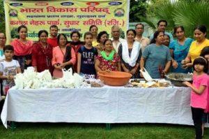 पर्यावरण संरक्षण का कार्यक्रम आयोजित किया