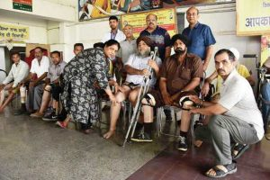 1,347th artificial limbs distribution camp organised
