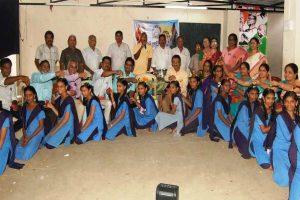 Guru Vandanam programme conducted in Rajamahendravaram (A.P.)
