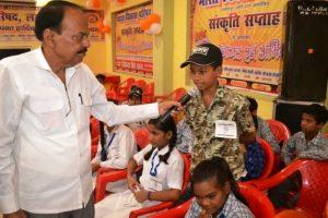सांस्कृतिक सप्ताह में भगवत गीता पर प्रश्न मंच