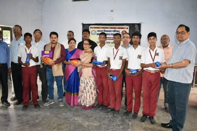 भारतीयता को जन मानस में पुन स्थापित करने का कार्य कर रही भारत विकास परिषद