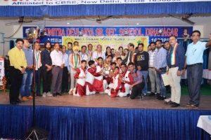 पंजाब उत्तर की प्रांत स्तरीय राष्ट्रीय समूह गान प्रतियोगिता आयोजित