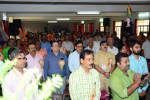 झारखंड: प्रांत स्तरीय राष्ट्रीय समूह गान प्रतियोगिता का आयोजन