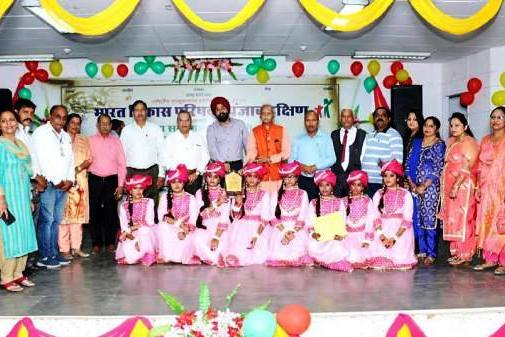 पंजाब साउथ: प्रांत स्तरीय राष्ट्रीय समूह गान प्रतियोगिता करवाई गई