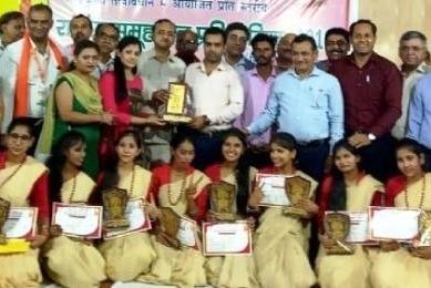 हरयाणा पश्चिम राज्य स्तरीय समूह गान प्रतियोगिता में 36 टीमों ने भाग लिया