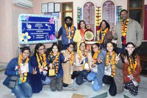 गाजियाबाद स्कूल ने राष्ट्रीय समूह गान प्रतियोगिता में प्रथम स्थान पाया