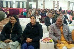 """हरियाणा पश्चिम प्रांत का प्रांतीय महिला सम्मेलन """"तेजस्विनी"""" आयोजित"""