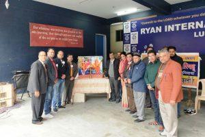 स्वामी विवेकानंद जी की जयंती राष्ट्रीय युवा दिवस के रूप में मनाई