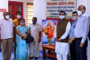 अब विवेकानंद आरोग्य केंद्र में मोतियाबिद का मुफ्त ऑपरेशन की सुविधा