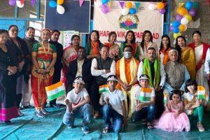 BVP Nagaland celebrates the 72nd Republic Day
