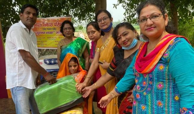 भारत विकास परिषद के संस्थापक डा.सूरज प्रकाश के जन्म शताब्दी के अवसर पर कन्यादान